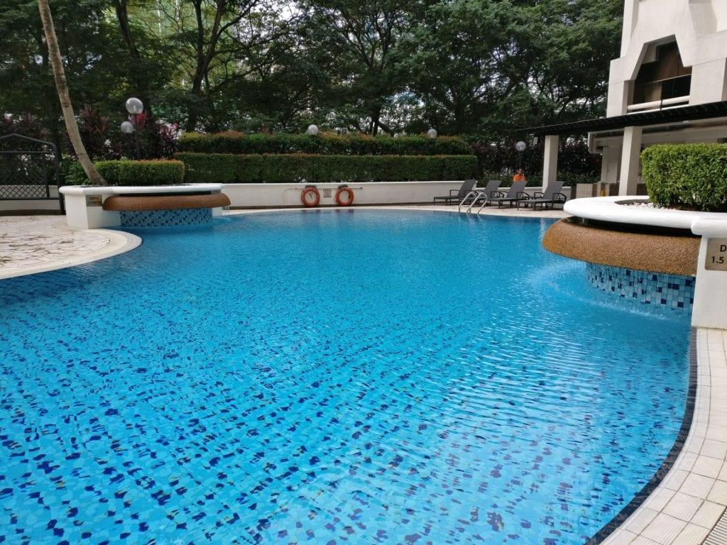 Hilton Petaling Jaya Pool