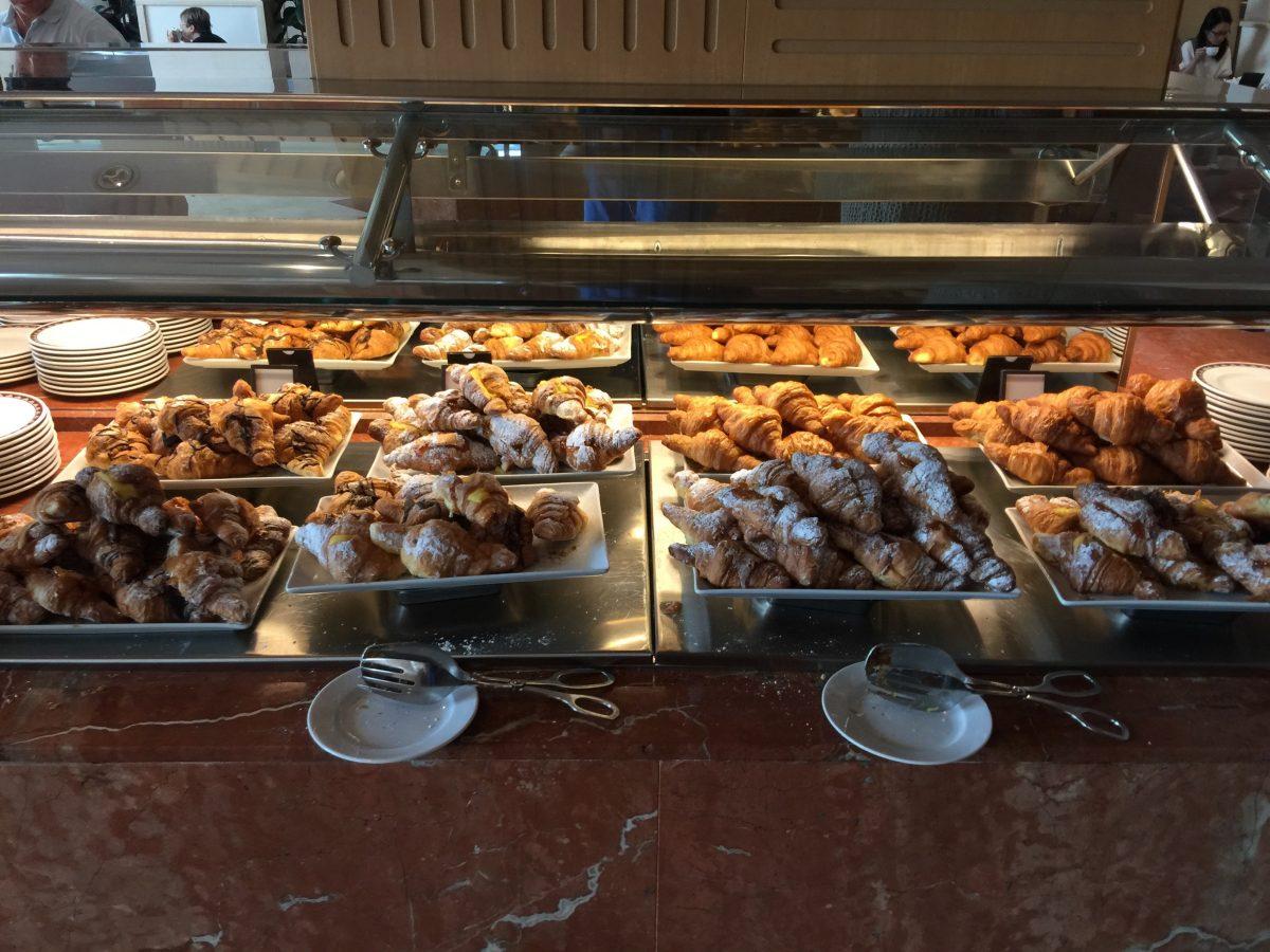Hilton Rome Airport Frühtücksbuffet 2