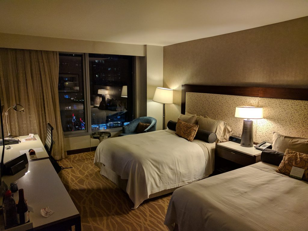 Intercontinental new york times square zimmer 1