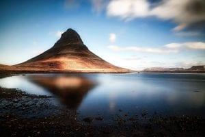 Auch für ein kaltes Ziel wie Island reicht der Handgepäckkoffer locker aus