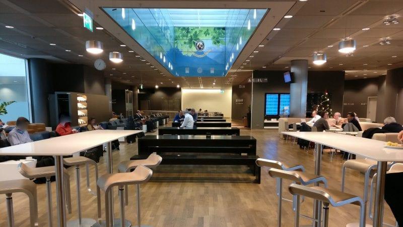 Lufthansa Business Lounge Schengen G28 München