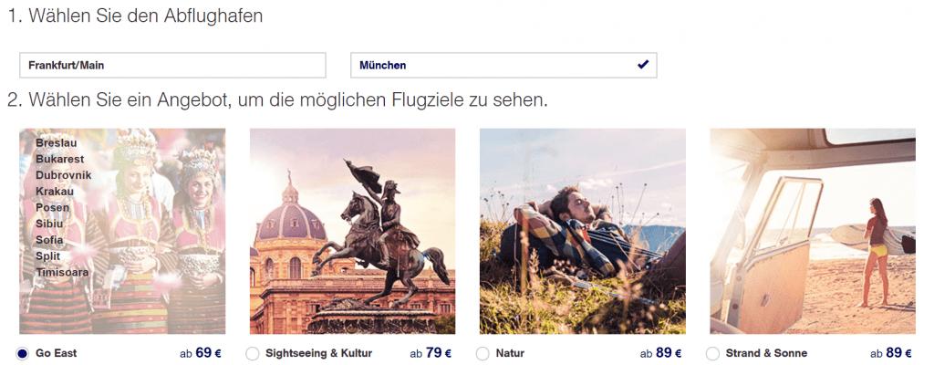 Lufthansa Surprise