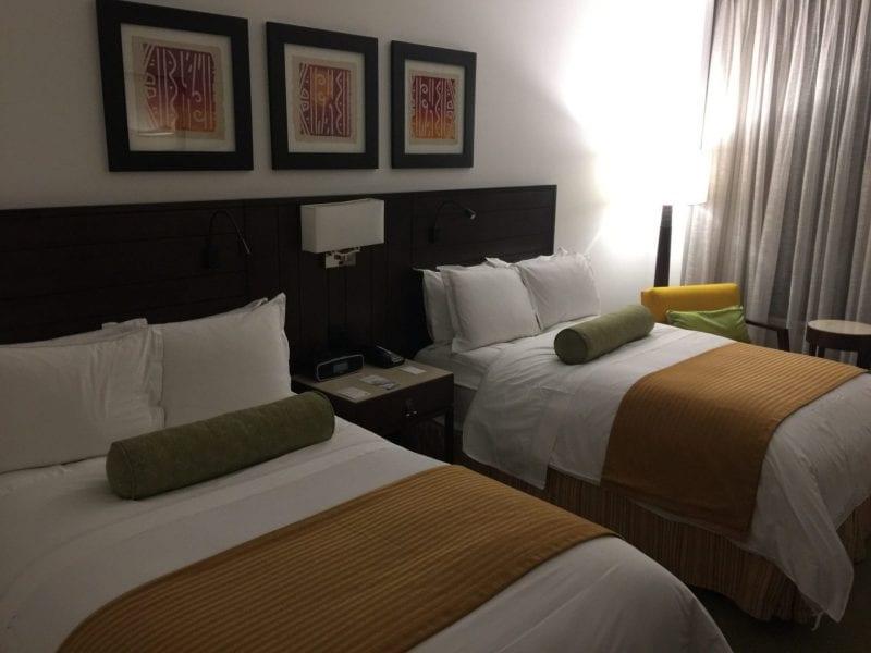 Marriott Bogota Zimmer