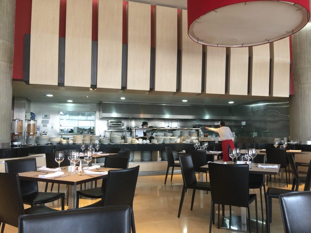 Radisson Bogota Airport Restaurant