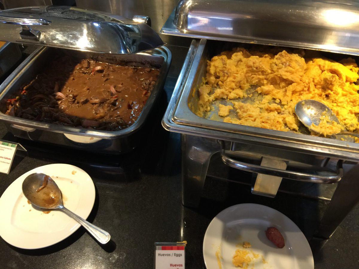 Radisson Bogota Airport Restaurant Frühstück