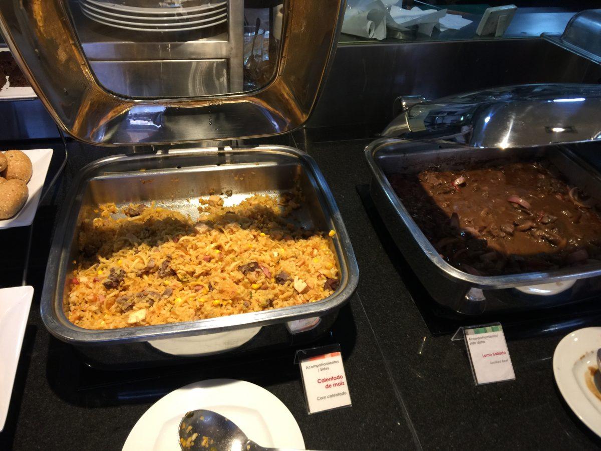 Radisson Bogota Airport Restaurant Frühstück 2