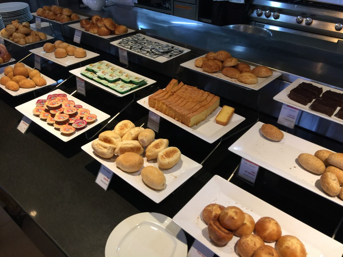 Radisson Bogota Airport Restaurant Frühstück 5