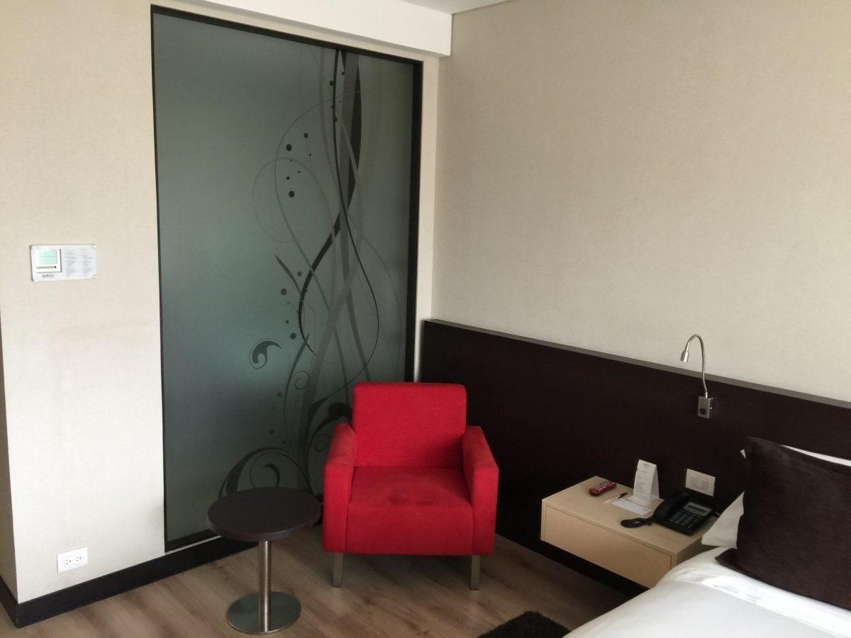 Radisson Bogota Airport Zimmer 1