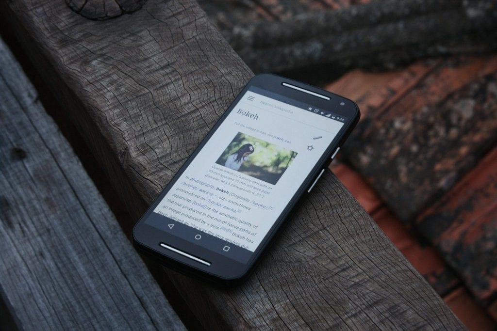 Smartphone Reise 2