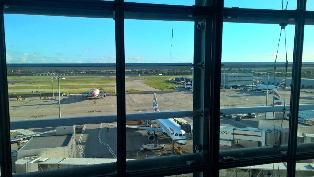 british airways first class lounge london heathrow view 3