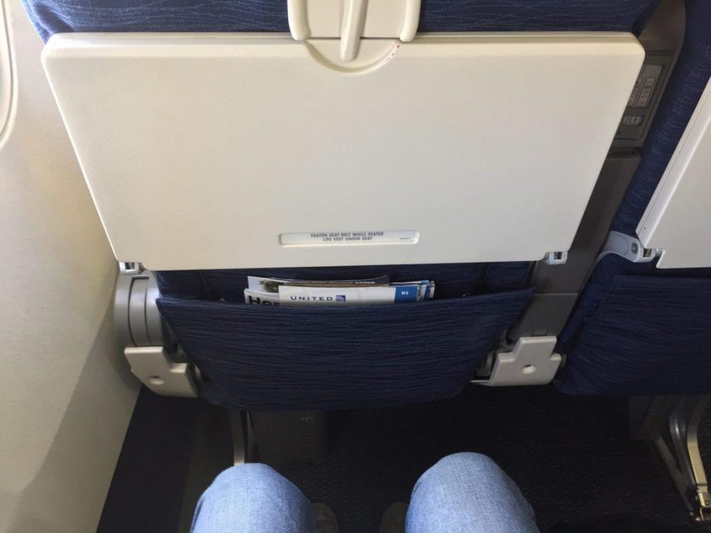 united economy class langstrecke sitz 2