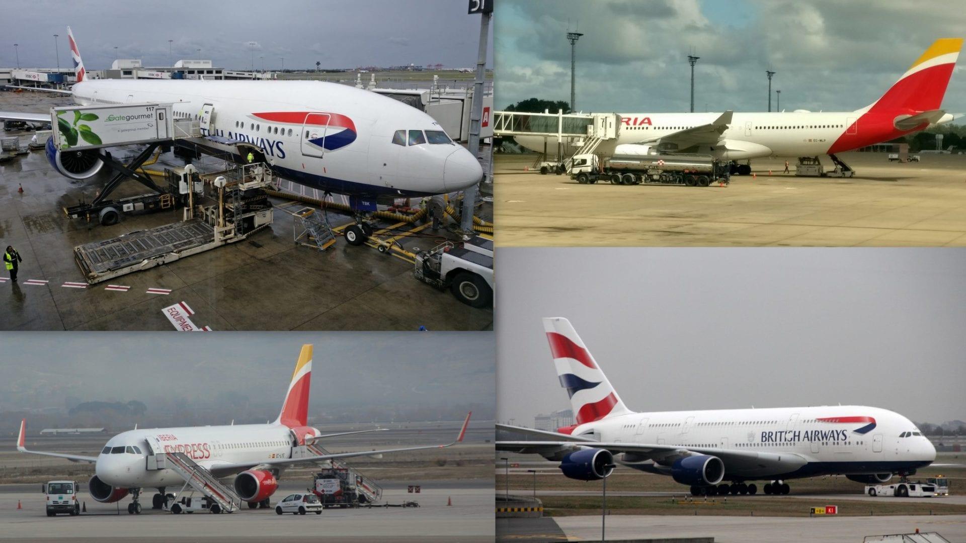 British Airways Iberia
