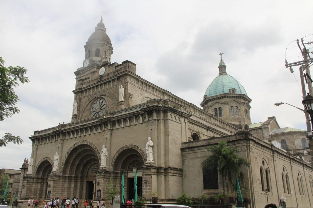 Cathedral of Manila Intramuros