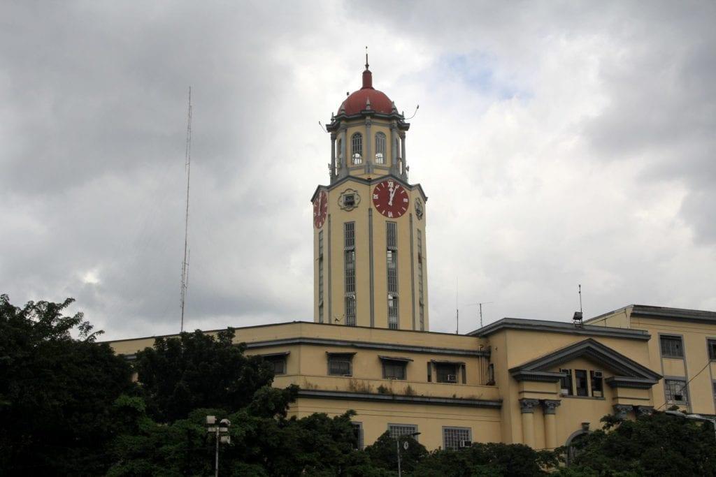 City Hall Manila