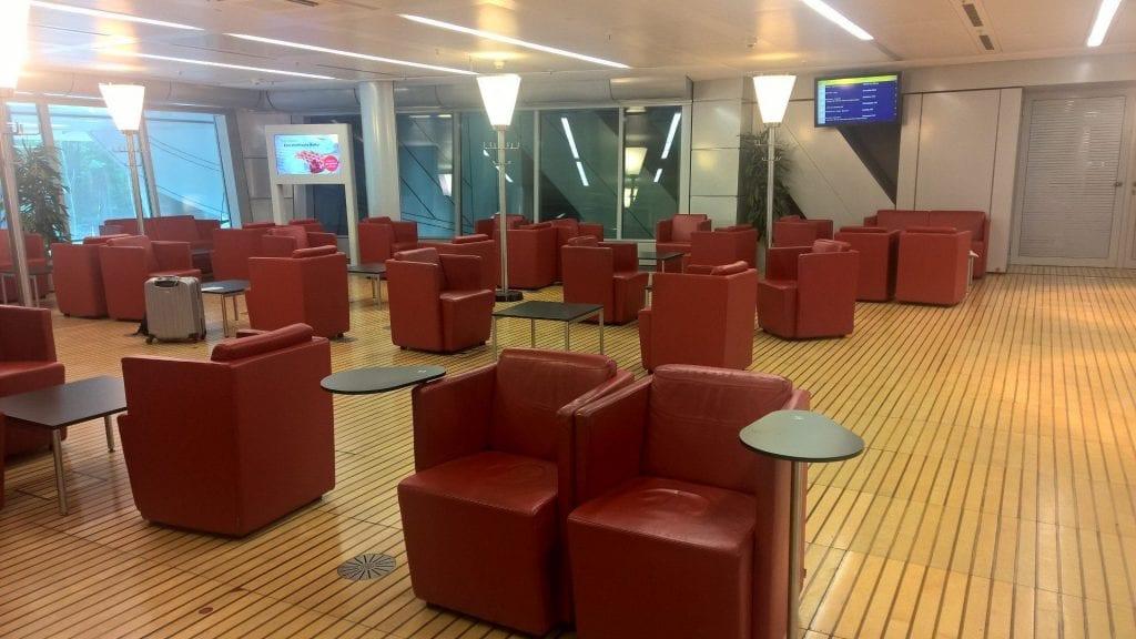 DB Lounge Frankfurt Airport