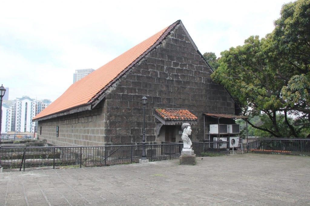 Fort Santiago Manila 4