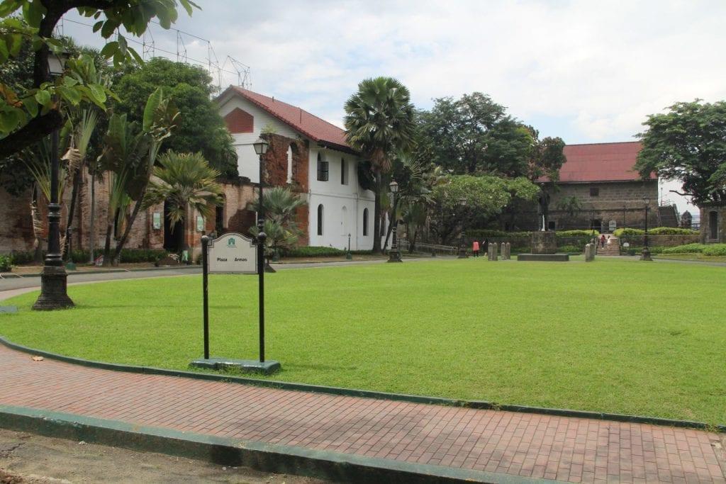 Fort Santiago Manila 8
