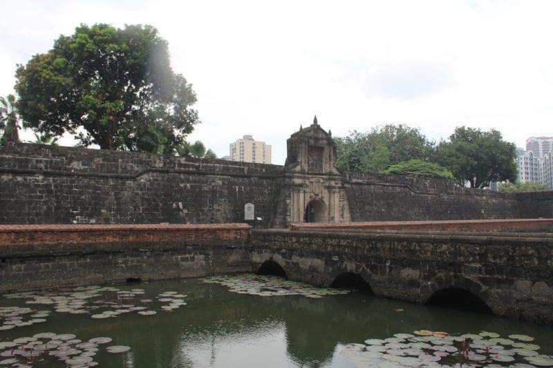 Fort Santiago Manila 9