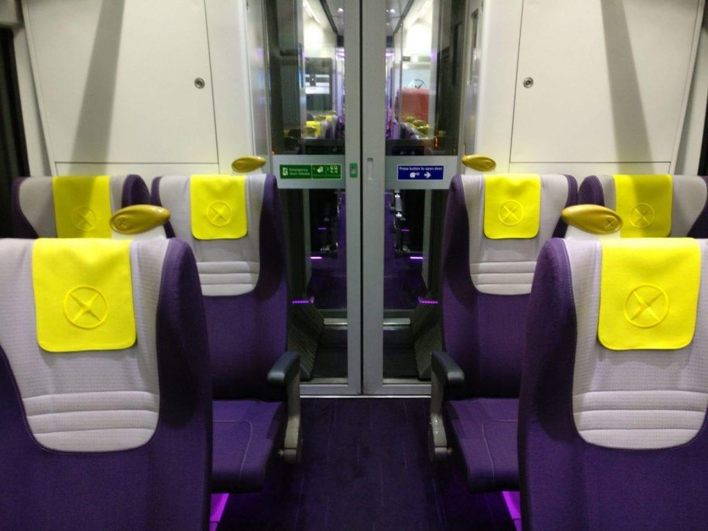 Heathrow Express Standard Class