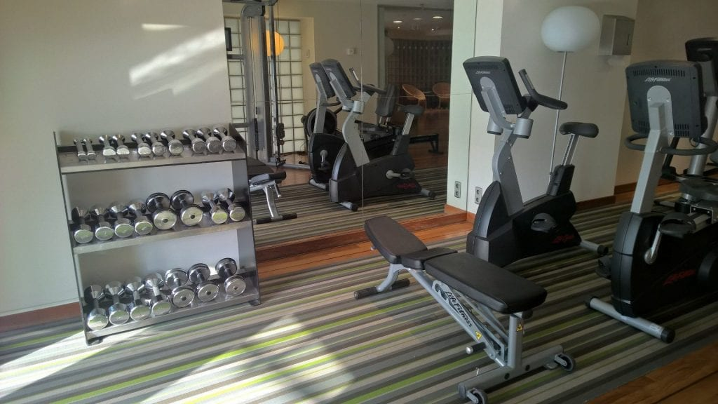 Hilton Brussels City Gym 3