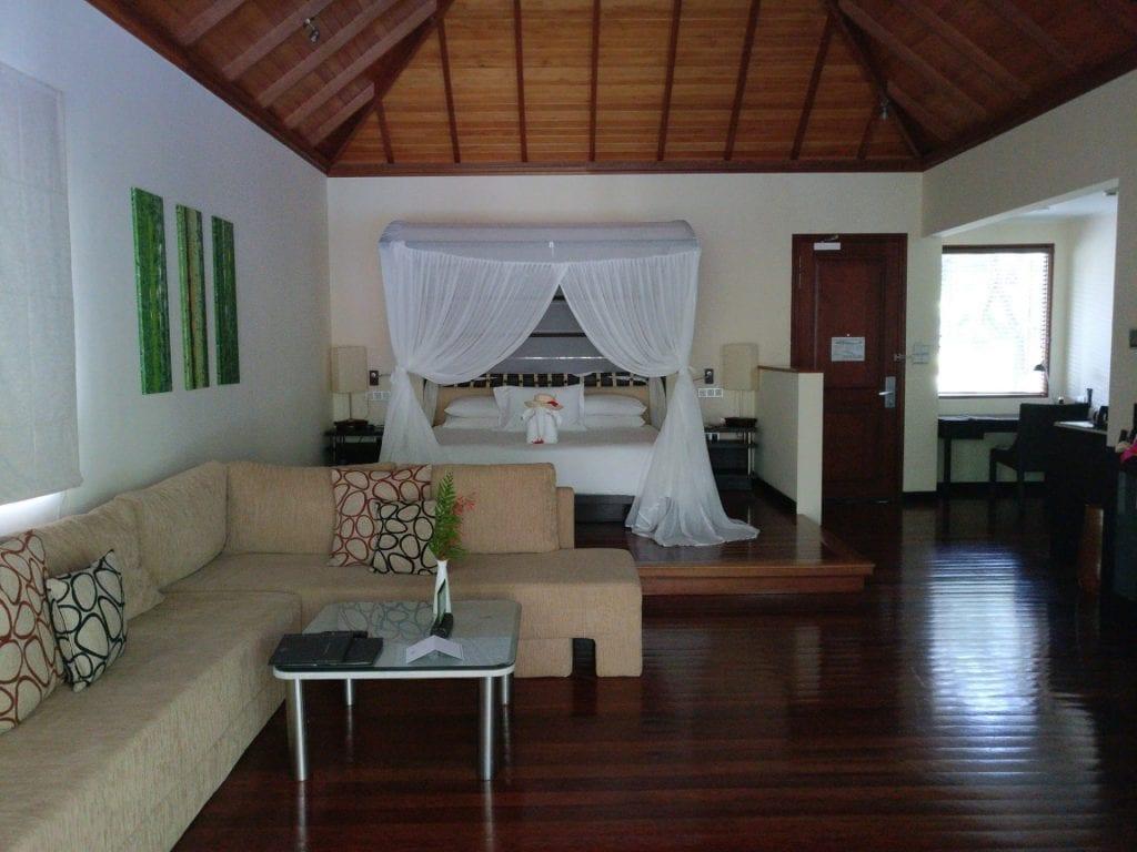 Hilton Seychelles Labriz Resort Deluxe Hillside Pool Villa 2