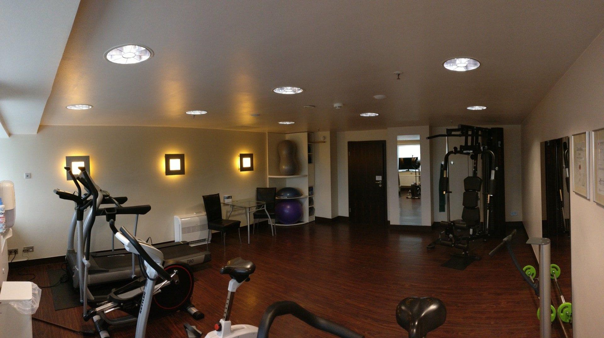 Hotel pullman dresden newa fitness for Pullman dresden newa