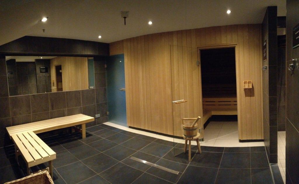 Hotel Pullman Dresden Newa Spa Sauna