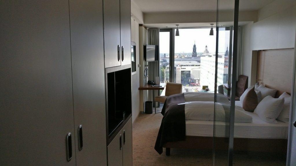 Hotel Pullman Dresden Newa Zimmer 1