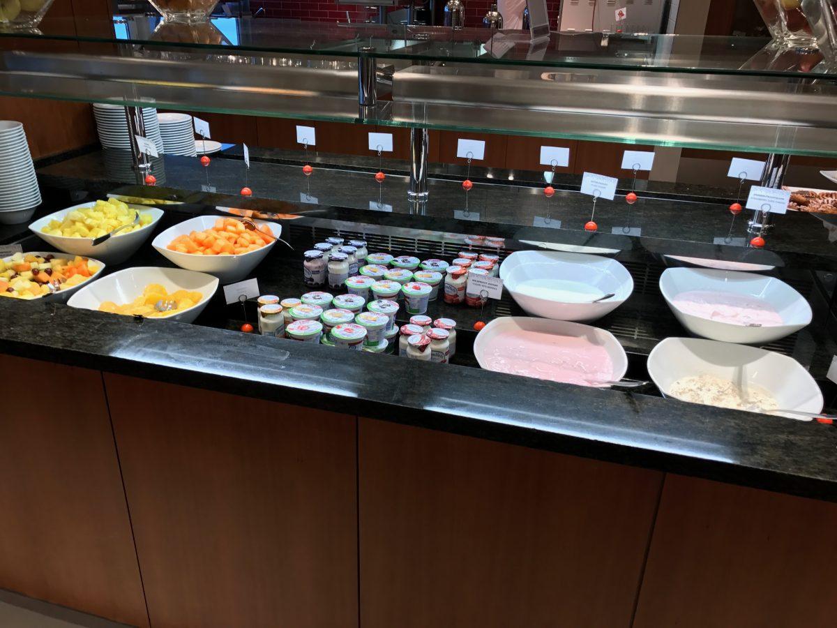 Hilton-Garden-Inn-Frankfurt-Airport-Frühstück