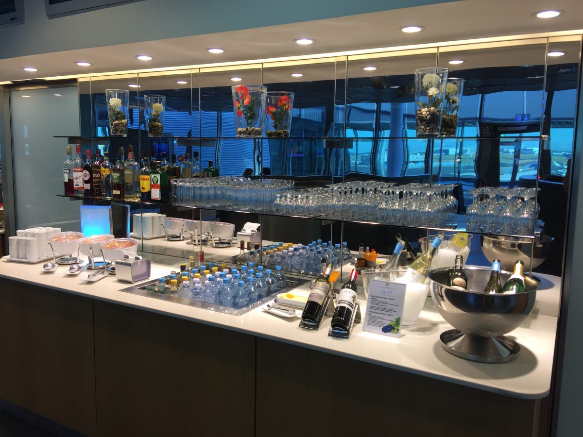 Lufthansa-Business-Lounge-B24-Buffet