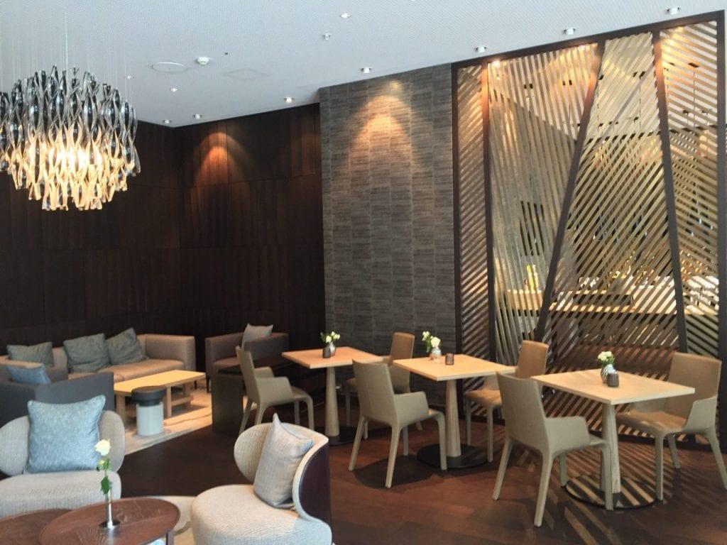 InterContinental Davos Club Lounge