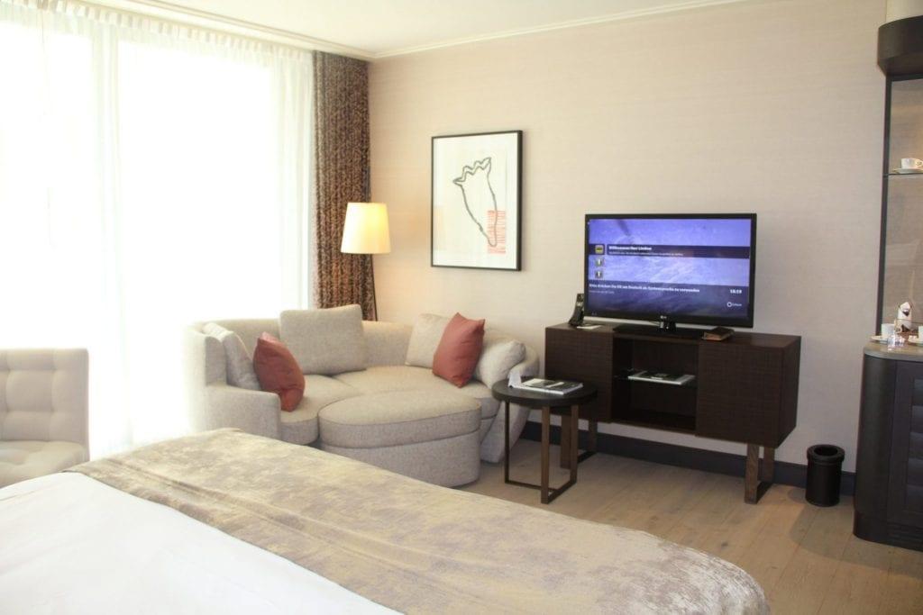 InterContinental Davos Club Room 10