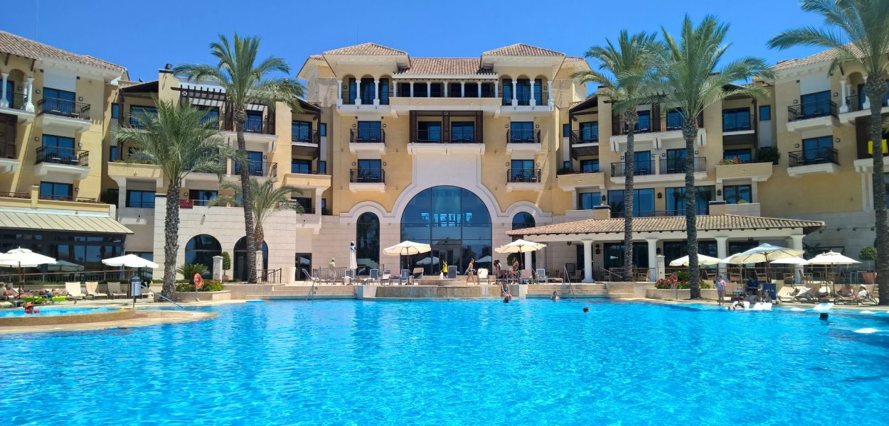InterContinental Mar Menor Pool 5