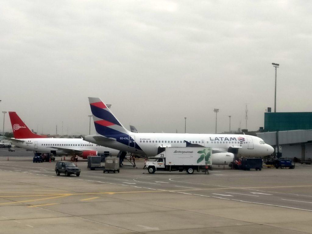 Lima Flughafen