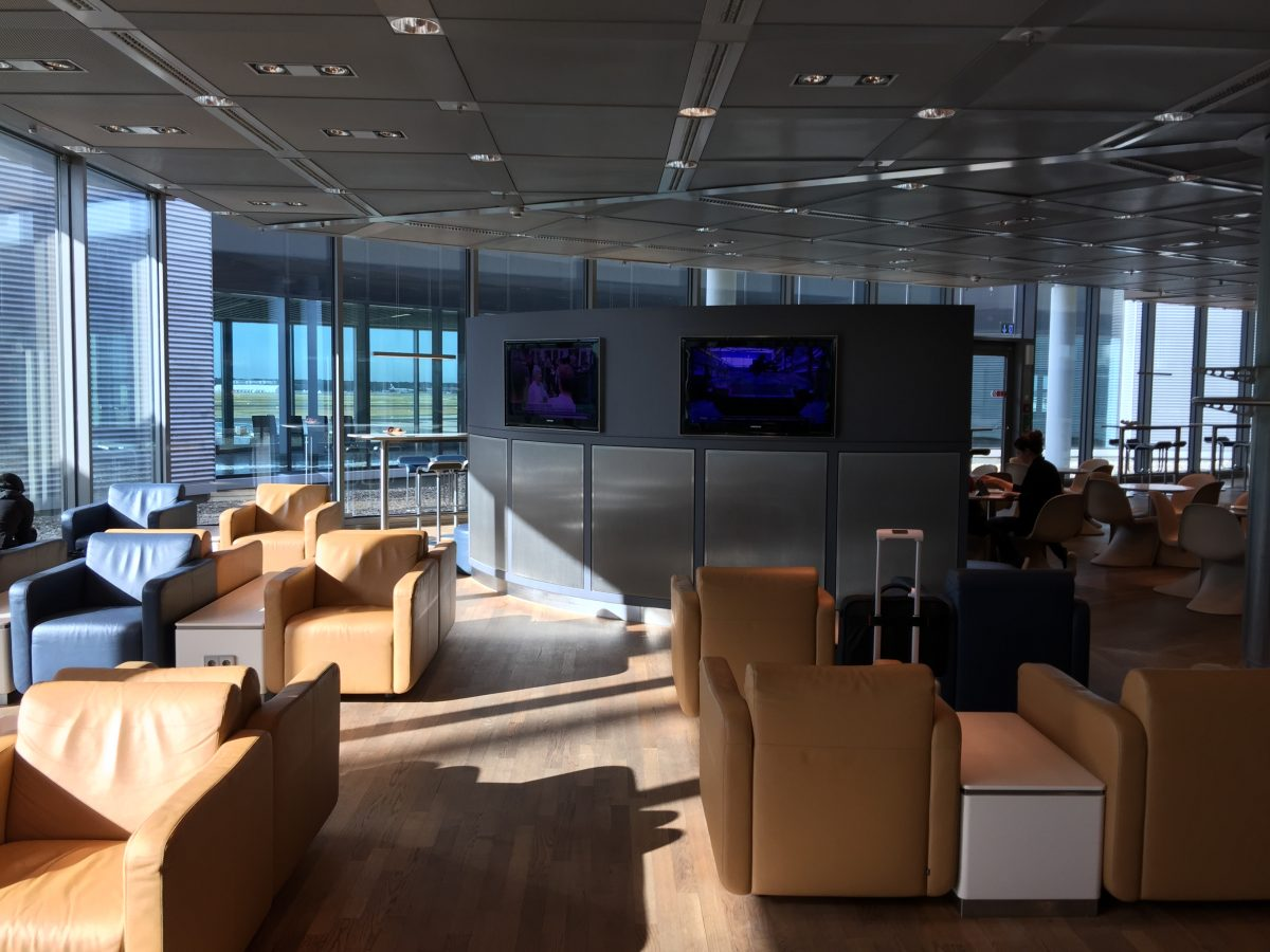 Lufthansa Business Lounge B44