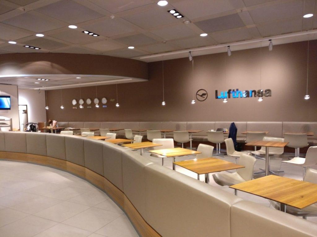 Lufthansa Senator Lounge G28 München