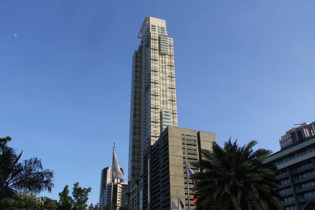 Makati City Skyscraper