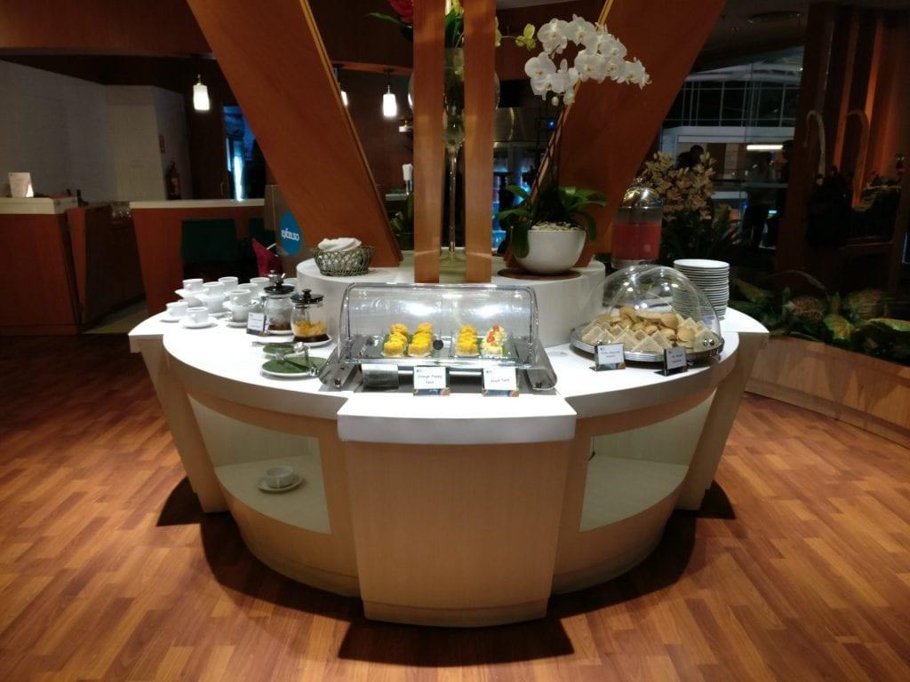 Premier Lounge Denpasar Buffet