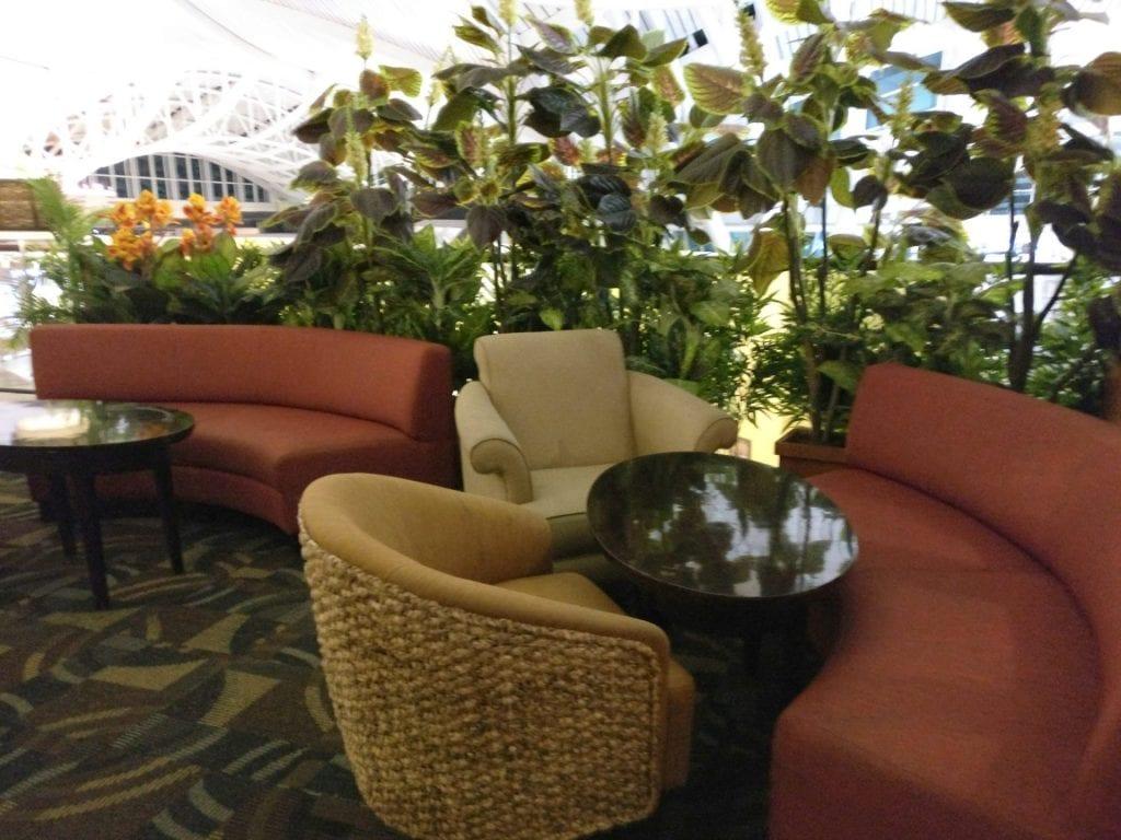 Premier Lounge Denpasar Seating 3