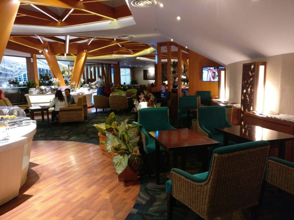 Premier Lounge Denpasar Seating 6