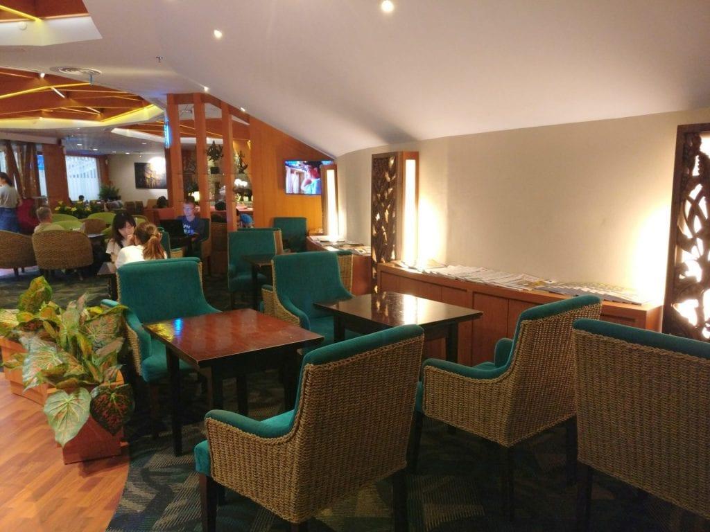 Premier Lounge Denpasar Seating 7
