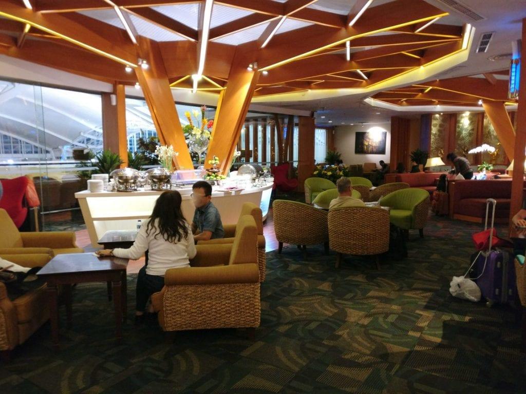 Premier Lounge Denpasar Seating 8