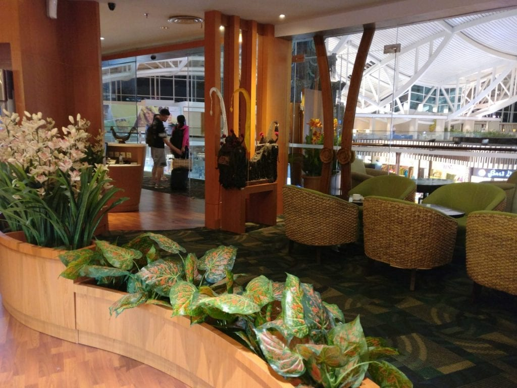 Premier Lounge Denpasar Seating 9