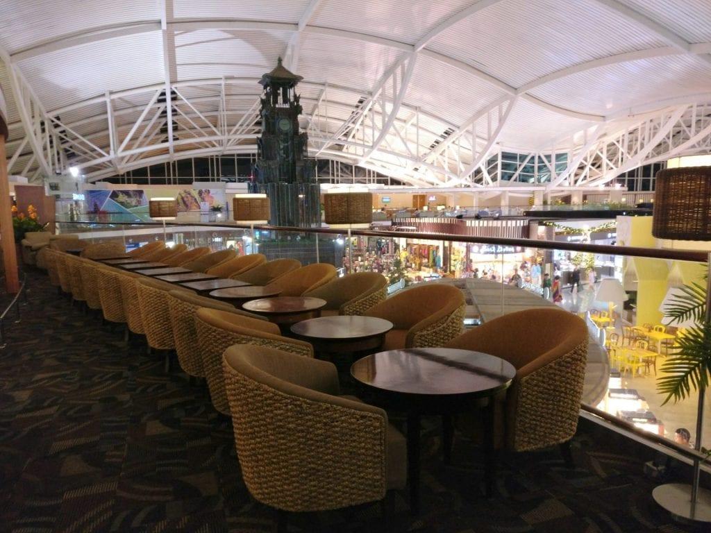 Premier Lounge Denpasar Terrace