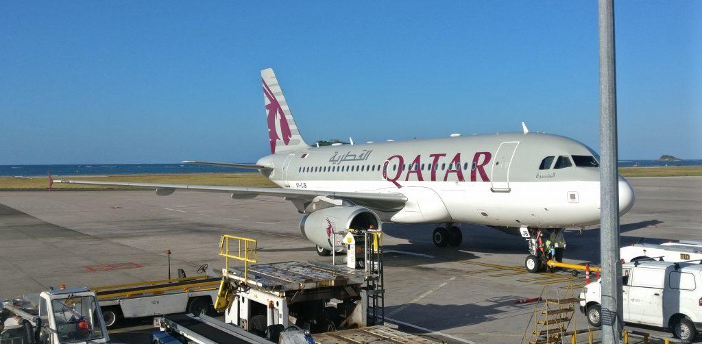 Qatar Airways Sitzplatzreservierung