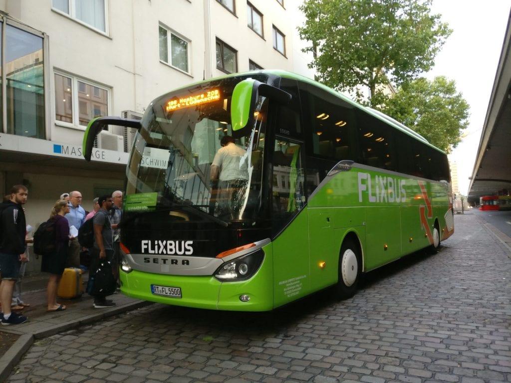 Reiseverrückt Bremen Flixbus