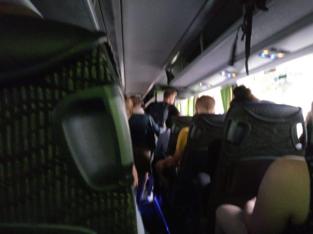 Reiseverrückt Bremen Flixbus Stehplätze