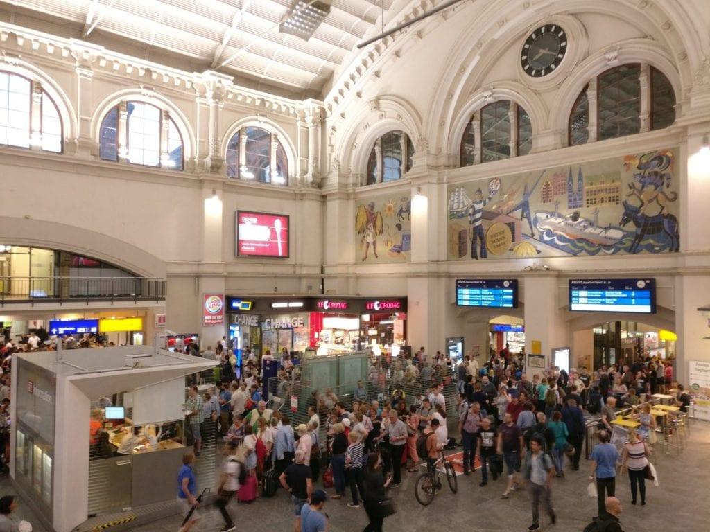 Reiseverrückt Bremen Hauptbahnhof 2