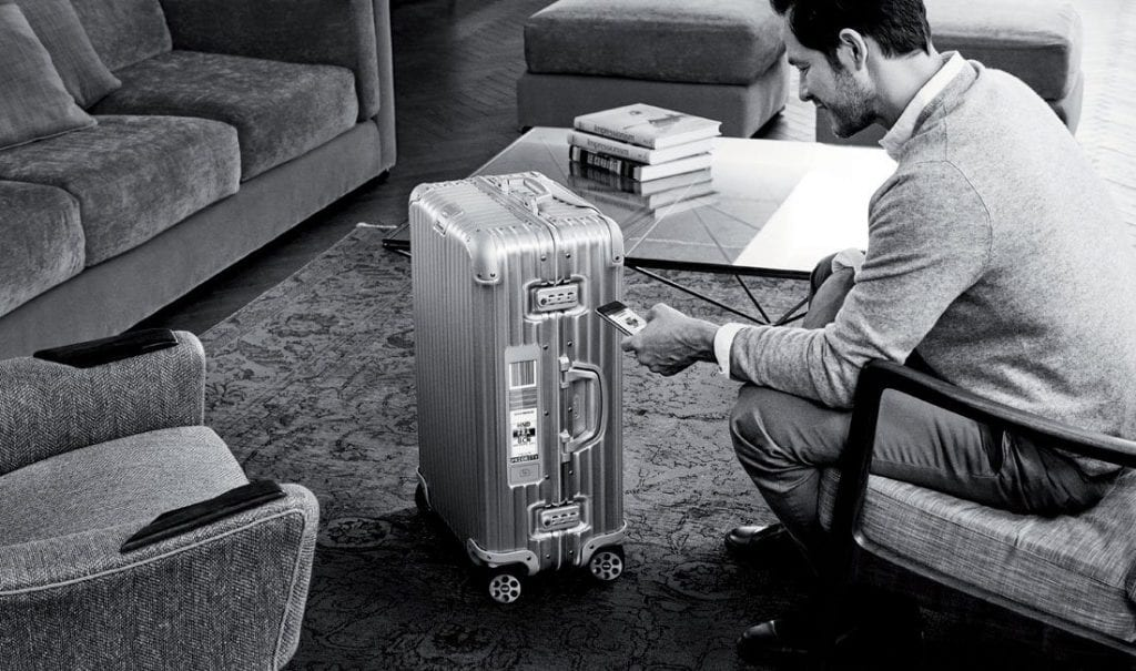 Rimowa Topas Electronic Bag