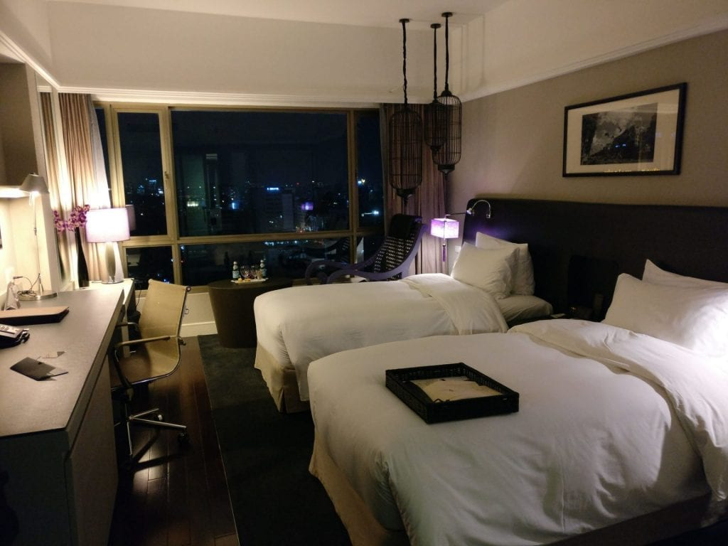 Sofitel Saigon Plaza Superior Club Room